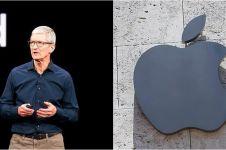 Pendapatan Apple turun setelah puluhan tahun, China jadi sebab