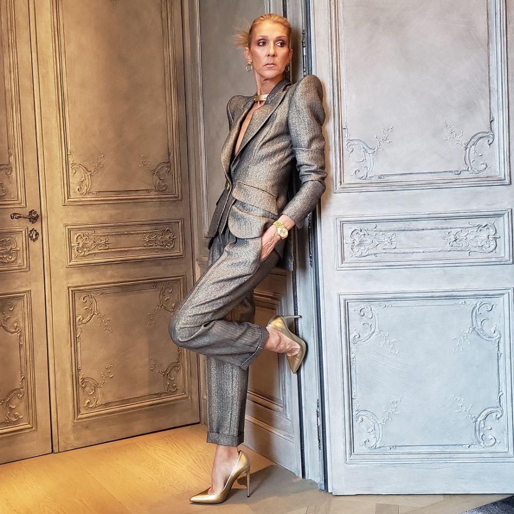 Celine Dion kurus instagram