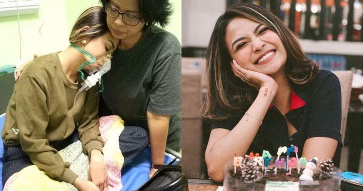 Curhat pilu pacar Vanessa Angel yang dirawat di rumah sakit