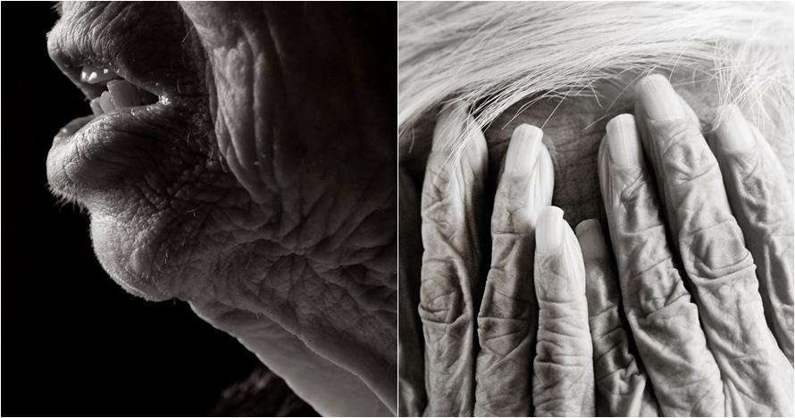 10 Potret kondisi tubuh manusia usia seabad, epik banget