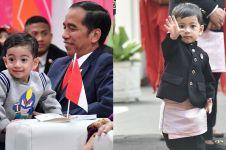 5 Harga fashion item Jan Ethes cucu Jokowi, pakai brand ternama