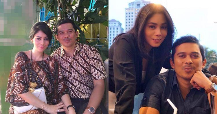 Almarhumah Saphira Indah dan Rico Hidros Daeng