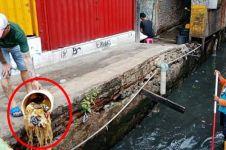 Foto buang sampah sembarangannya viral, pria ini dapat nasib apes