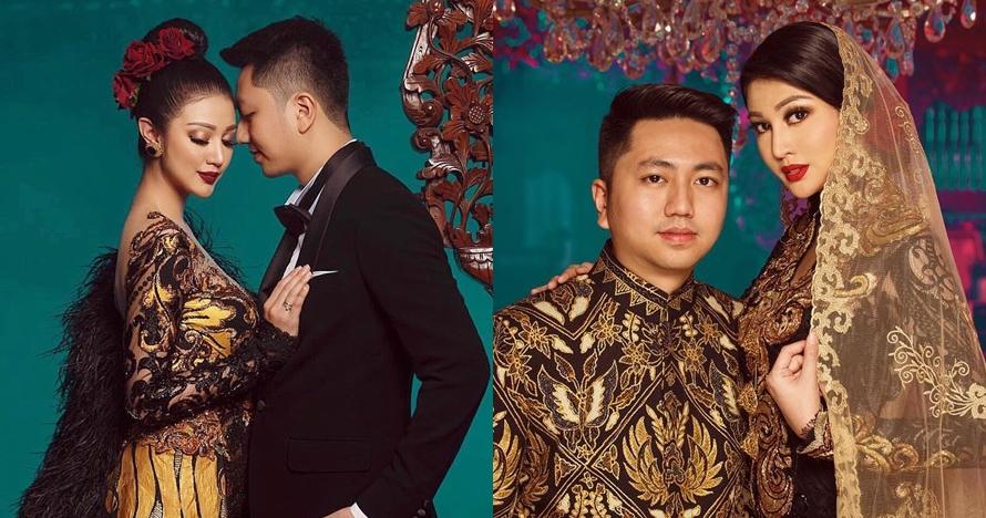 8 Potret perjalanan cinta Ariska Putri & Tengku Ryan Novandi