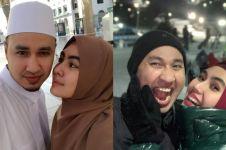 9 Momen Kartika Putri & suami pamer kemesraan di tempat publik