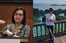 Puisi Sri Mulyani jawab tudingan menteri pencetak utang