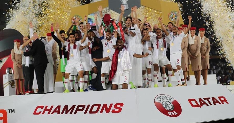 5 Fakta menarik di balik Qatar menjuarai Piala Asia 2019