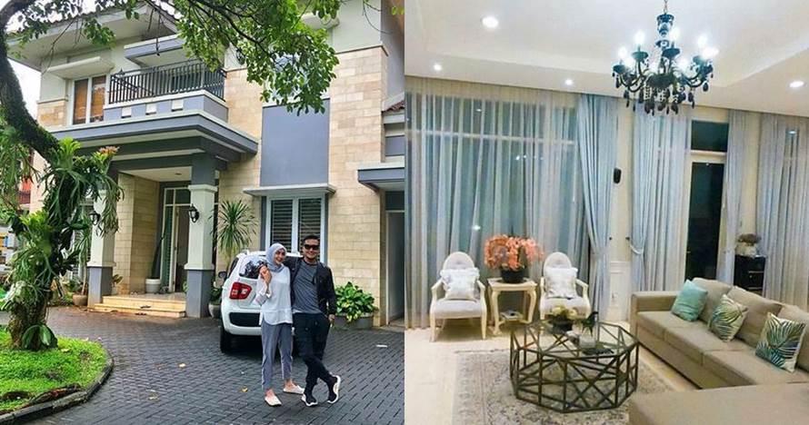9 Penampakan rumah mewah Arie Untung sebelum direnovasi