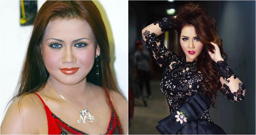 10 Transformasi Nita Thalia dari awal karier hingga kini, manglingi