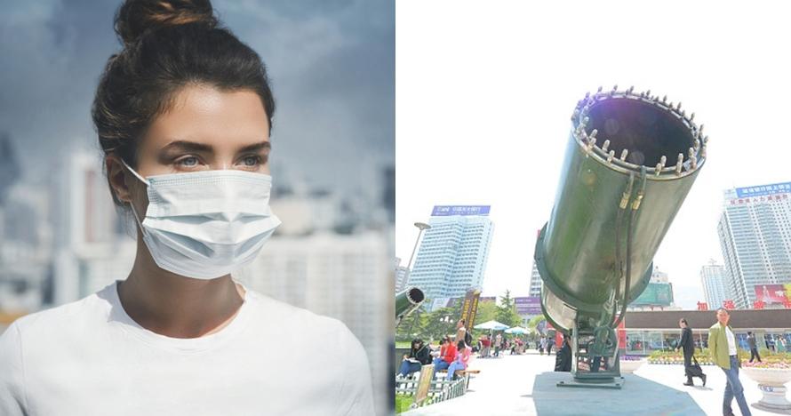 5 Cara tangani polusi udara ini unik, ada yang pakai air gula