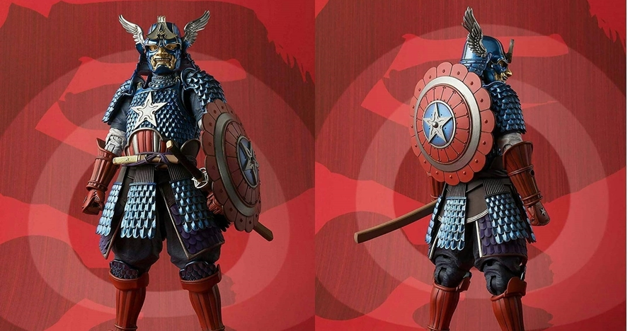 Superhero Baju Samurai © 2019 brilio.net