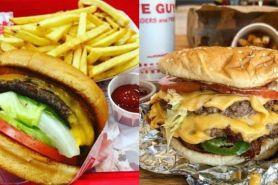 18 Burger terlezat di dunia, beberapa ada di Indonesia