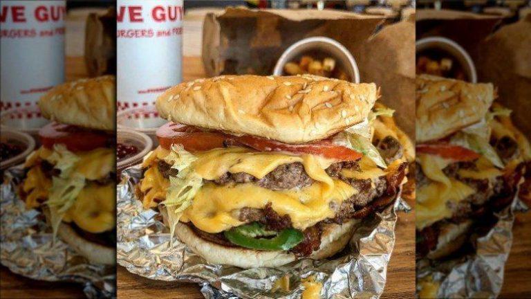 burger terlezat  © 2019 brilio.net