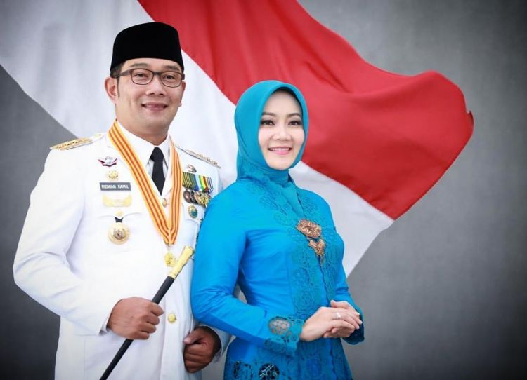 Respons kocak Ridwan Kamil bocorkan rahasia cantik istrinya