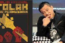 Dianggap merugikan, ratusan artis Indonesia tolak RUU Permusikan