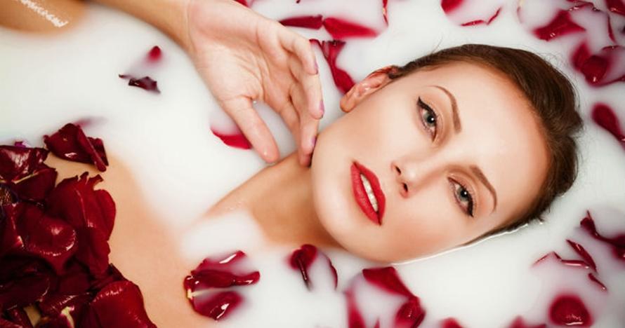 8 Manfaat susu untuk kecantikan wajah dan rambut