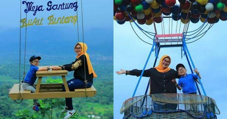 7 Potret Daus Mini dan istri liburan di Bogor, sederhana tapi hangat