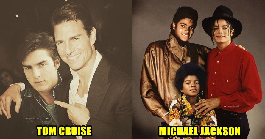 Editan foto 15 seleb Hollywood masa muda vs masa kini, keren