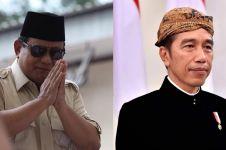 Ucapan tahun baru Imlek dari Jokowi & Prabowo, unik