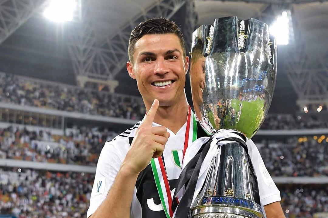 Ulang tahun, Cristiano Ronaldo dapat kado spesial dari Juventus