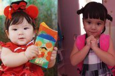 10 Potret anak seleb rayakan tahun baru Imlek, imut banget