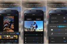6 Aplikasi edit video terbaik untuk Android, gampang dipelajari