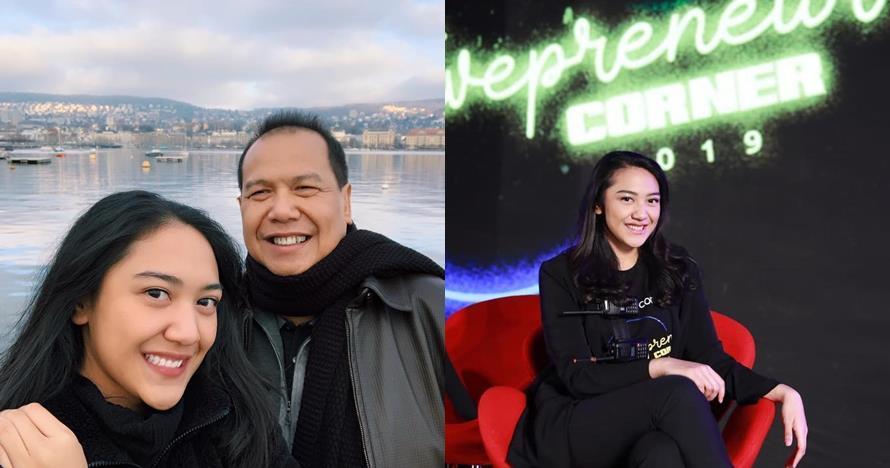 5 Kisah ini buktikan Putri Tanjung mandiri meski jadi anak bos TV