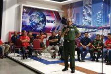 Ini respons Mabes TNI soal akun media sosial yang comot logonya