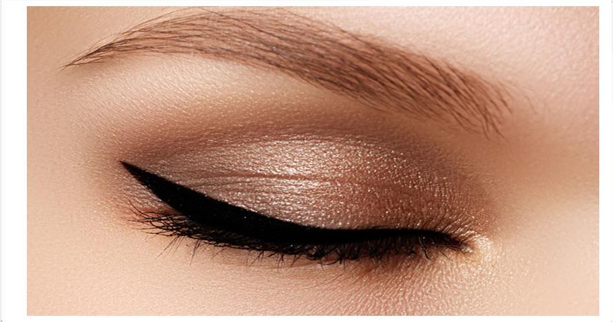trik mudah memakai eyeliner bagi pemula cepat amp tanpa be
