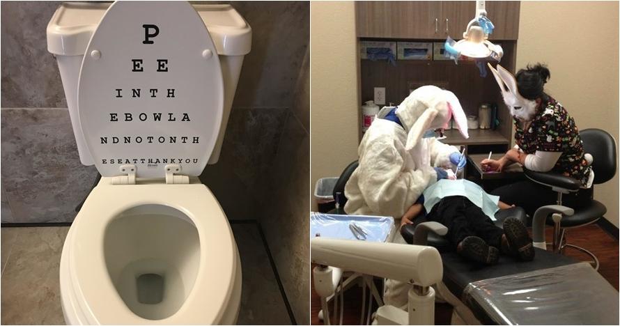 10 Kelakuan unik pekerja medis, bikin geleng kepala