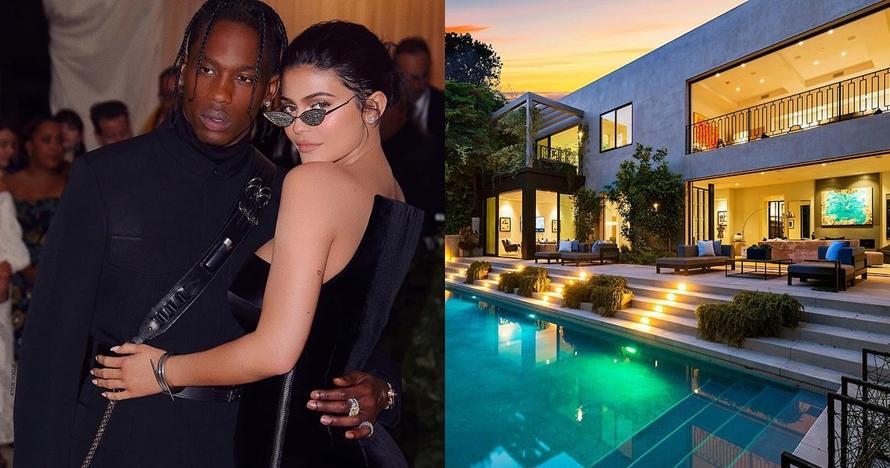 10 Potret rumah Kylie Jenner & Travis Scott yang harganya Rp 204 M