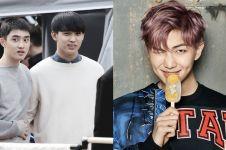 Kenal sebelum debut, 15 idol K-Pop ini ternyata teman sekelas