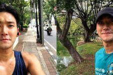 10 Momen Siwon Suju banjir keringat saat olahraga, tambah macho