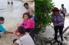 Blusukan di Pantai Belitung, Menteri Susi temukan kondisi miris