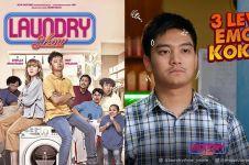 Beda karakter 4 bintang Laundry Show di film dan di dunia nyata