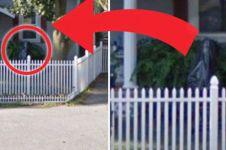 13 Penampakan 'hantu' di Google Maps ini bikin merinding
