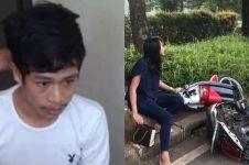 Ngamuk rusak motor saat ditilang, Adi Saputra diamankan polisi
