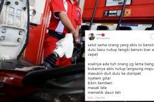 9 Kelakuan orang beli bensin di SPBU ini bikin ketawa kesel