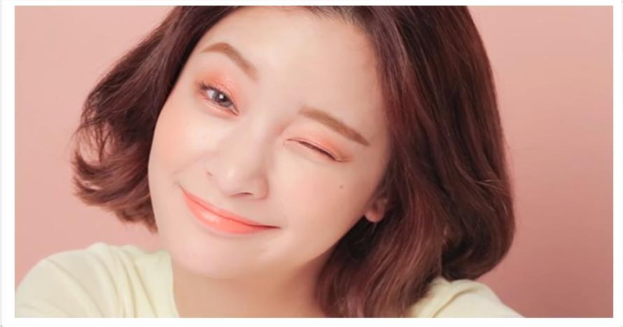 trik eyeshadow ala Korea makeuptutorials