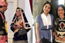 7 Fashion item kece Iriana Jokowi, sempat curi perhatian seleb