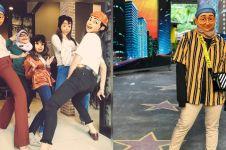 8 Editan foto lucu Opah Upin Ipin jadi modis, swag abis