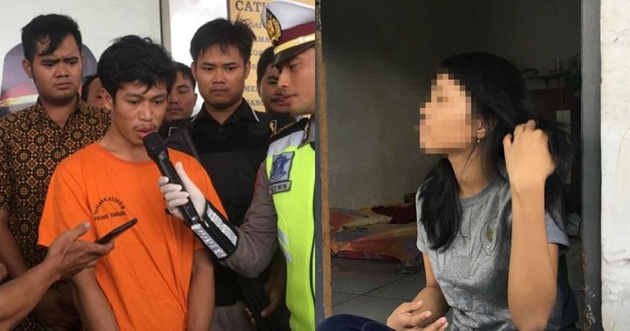 5 Curhat sang pacar usai Adi Saputra ditahan, akan setia menanti