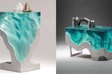 10 Karya seni perpaduan beton dan kaca ini hasilnya bikin takjub
