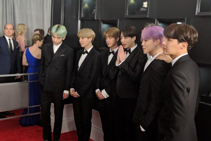 BTS gagal bawa pulang piala Grammy 2019