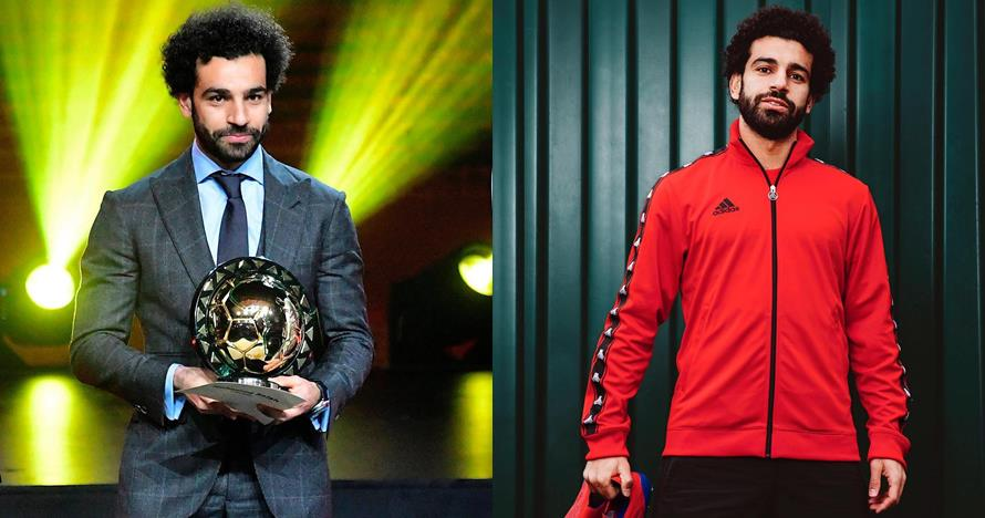 Penampilan terbaru Mohamed Salah, curi perhatian rekan satu tim