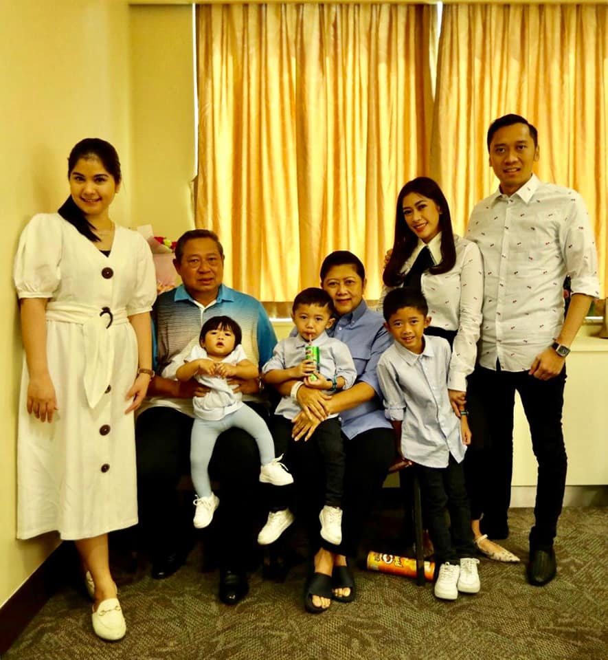 ani yudhoyono sakit © 2019 brilio.net