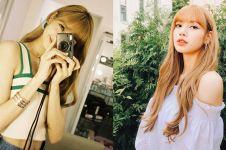 10 Koleksi kamera Lisa Blackpink, ada yang cuma Rp 2 juta