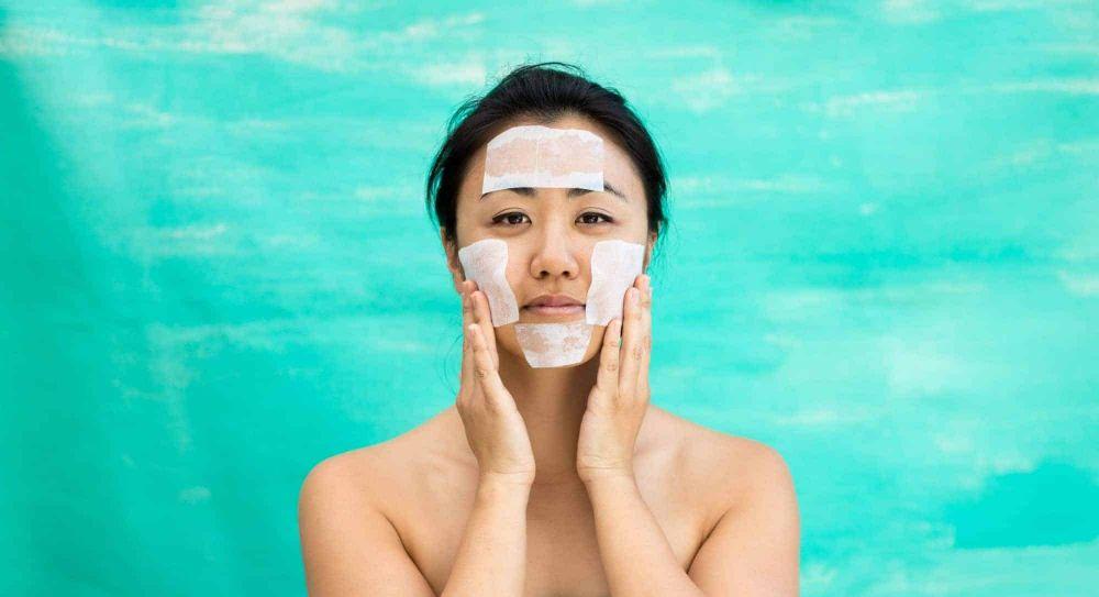 5 Cara membuat sheet mask alami dan nggak pakai ribet © 2019 brilio.net