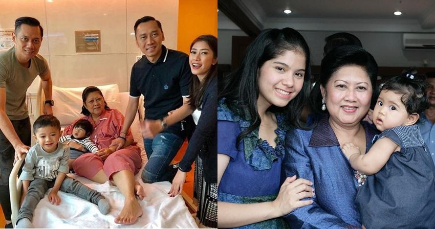 Ani Yudhoyono sakit, ini postingan Annisa Pohan & Aliya Rajasa
