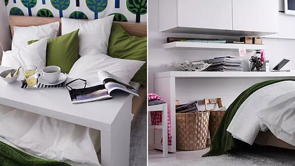 Ide desain kamar tidur mungil berbagai sumber